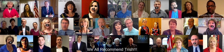Reviews of Trish Jenkins