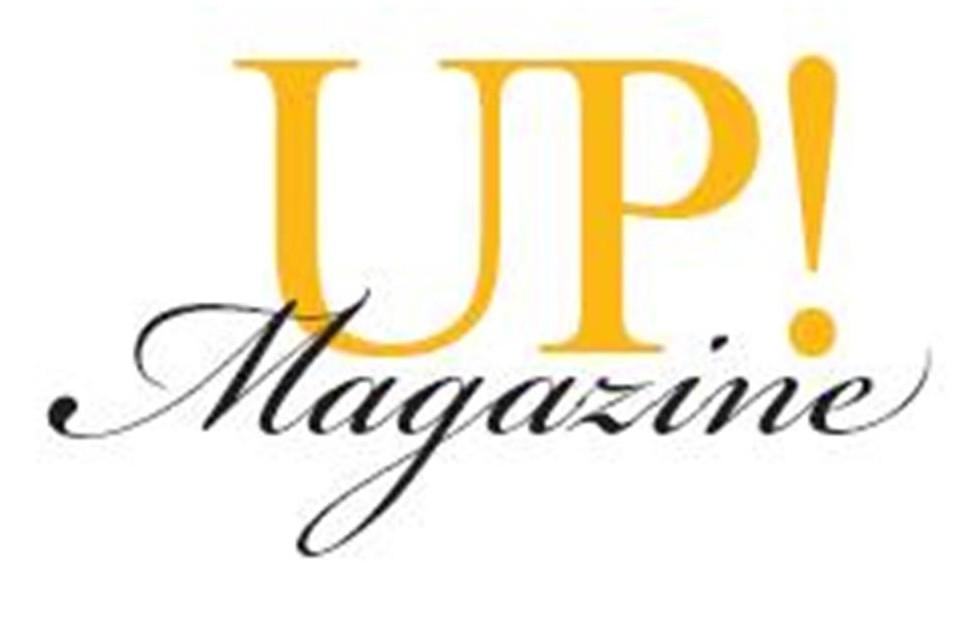 Up-Magazine interviews Trish Jenkins logo