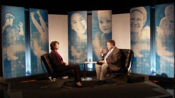 Wesley Impact TV interview